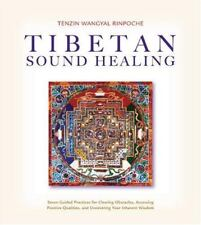 Tibetan Sound Healing by Tenzin Wangyal Rinpoche (2007, Mixed Media)