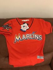 Majestic Miami Marlins All Star Game 2017 MLB Jersey NWT Size S  Womens