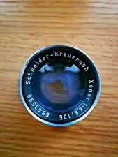-Schneider-Kreuznach-Xenar-135mm-F4-5-M39--Camera-Enlarger-Prime-L