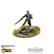 Warlord games Black Powder 1/56 28mm Historicon 2016 'Into the valley of death'