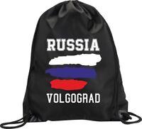 BACKPACK BAG VOLGOGRAD RUSSIA GYM HANDBAG FLAG SPORT M1