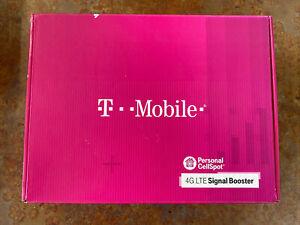 T-Mobile 4G LTE CellSpot Signal Booster - Brand New Open Box (New 2nd Gen)