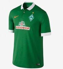 Fußball-Trikots von Werder Bremen