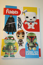 Funko 2014 Spring Catalog Toy Fair brand new mint condition Pop! 79 pages