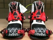 HYPERLITE JD WEBB BOOTS WITH SYSTEM PRO WAKEBOARD BINDINGS --- SLIGHTLY USED!!!