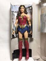 """Wonder Woman Posable Justice League Mattel Action Figure 11"""" FGG83"""
