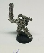 Games Workshop Chaos Space Marines Champion OOP Chainsword