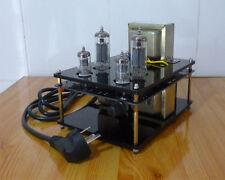 RHYME 6J1+6P1 Single-ended Class A HIFI Tube Amplifier 3.8W*2 Handmade amp