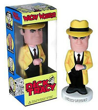FUNKO DICK TRACY BOBBLE HEAD WACKY WOBBLER BRAND NEW RETIRED FROM PRODUCTION