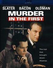 Murder in the First (2012, REGION A Blu-ray