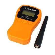 arancione LEIXEN N8 LCD Frequency Counter/Meter CTCSS/DCS  per Radio