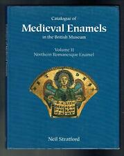 Catalogue Of Medieval Enamels In The British Museum. Volume II. 1993 VG