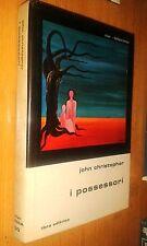SLAN LIBRA # 30 - JOHN CHRISTOPHER-I POSSESSORI-CON SOVRACCOPERTA- LIB56
