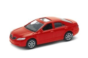 2007 Toyota Camry XV40 Red Welly NEX Series 1:60 1:64 No. 52289 3-inch Toy Car
