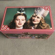 Wizard Of Oz Dorothy & Glinda Jewelry/Music Box. The San Francisco Music Box Co.