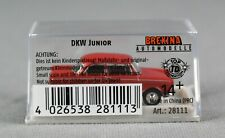 BREKINA 28111 (H0,1:87) DKW Junior de Luxe -tomatenrot- /Top Decoration