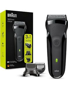 BRAUN S3 Shave & Style 3in1