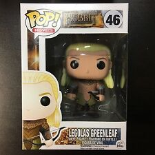 Funko POP The Hobbit Legolas Original VAULTED - Very Good Condition & Rare