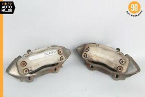 98-05 Mercedes W163 ML500 ML430 Front Left & Right Brake Caliper Calipers Set