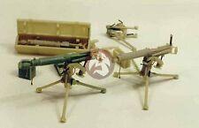 Resicast 1/35 Vickers Machine Gun (w/ 1914 & 1944 Gun Barrels) (2 Pieces) 352222