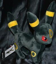 "10"" Umbreon Poké Plush (Standard Size) Official Pokemon Center Poke Dolls Toys"