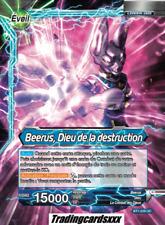 �™�Dragon Ball Super�™� Beerus, Dieu de la destruction [LEADER] : BT1-029 UC -VF-