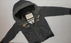 Abercrombie Kids Boys Adirondack Insulated Jacket Hoodie * Size Medium *