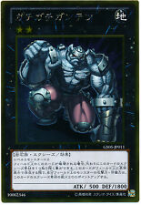 Yu-Gi-Oh!!  GS05-JP011  Gachi Gachi Gantetsu - Gold New  Japan