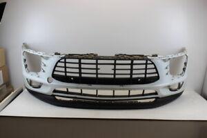 Porsche 95B Macan Stoßstange Vorne Verkleidung Bumper PDC 95B807221 95B807683