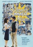 (500) Days of Summer DVD Bilingual Free Shipping In Canada