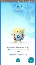 Pokemon Go - I walk with your Buddy 30 km - Italy - No ban, no bot, no root
