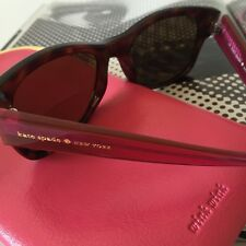 Kate Spade NY Adanna/s TK10 Tortoise Pink +1.00 Reading Sunglasses NWT Case