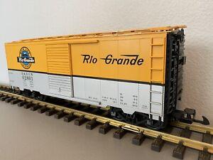 PIKO 38848 :: Denver & Rio Grande Western Boxcar G-Scale