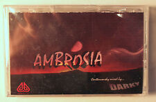 AMBROSIA Self Titled CASSETTE DHV Rec US 1999 M