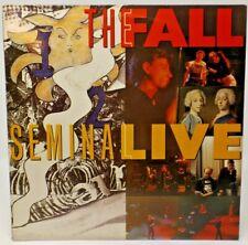 "The Fall ""Seminal Live"" LP"