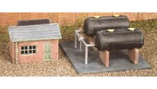 Ratio Kit 228 - OIL DEPOT KIT - For N SCALE Model Trains layout