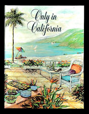 LOS ANGELES CA CHILDREN'S HOME SOCIETY OF CALIFORNIA COOKBOOK-ONLY IN CALIFORNIA