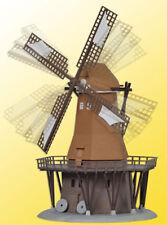 Kibri N/Z 37302 Windmühle mit Antrieb  - Funktionsbausatz -