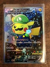 LEGGI LA DESCRIZIONE M PIKACHU SUPER MARIO LUIGI GX EX Mega Full Art Pokemon