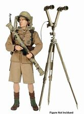 "Dragon 1/6 Scale 12"" WWII German Telescope & Rangefinder Model Kit 75022"