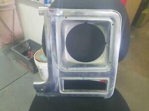 BLAZER JIMMY GMC Headlamp BEZEL 79 80 Left