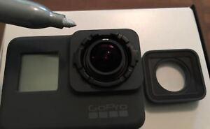 Gopro Hero7 Black Modified IR Full Spectrum Infrared Ghost Hunting+Lens Swap 4K