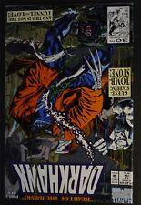 Marvel Comics -  Darkhawk No.12 Febuary 1992 # E25