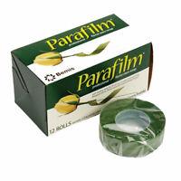 Parafilm Florist Stem Tape Green 13mm (x 2 Rolls)