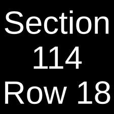 2 Tickets Elton John 1/19/22 Smoothie King Center New Orleans, LA