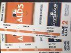 Astros/Red Sox ALDS Game 2 Ticket Stub - 10/6/17 - excellent, unused condition