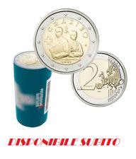 2 EURO ITALIA 2021 COMMEMORATIVO PROFESSIONI SANITARIE    FDC DA ROLLS