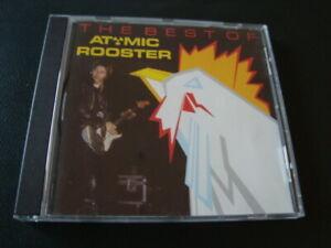 ATOMIC ROOSTER--The Best Of,    Hard Rock, Prog Rock