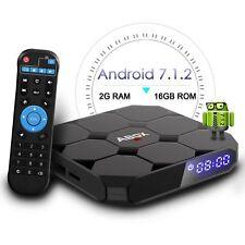 2018 Ultra HD 4K HDR TV A1 MAX BOX Streaming Media ABOX Subtitles Wifi Streamer