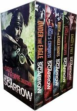Simon Scarrow Eagles of the Empire Series 5 Books Box Set  Collection Eagle Hunt